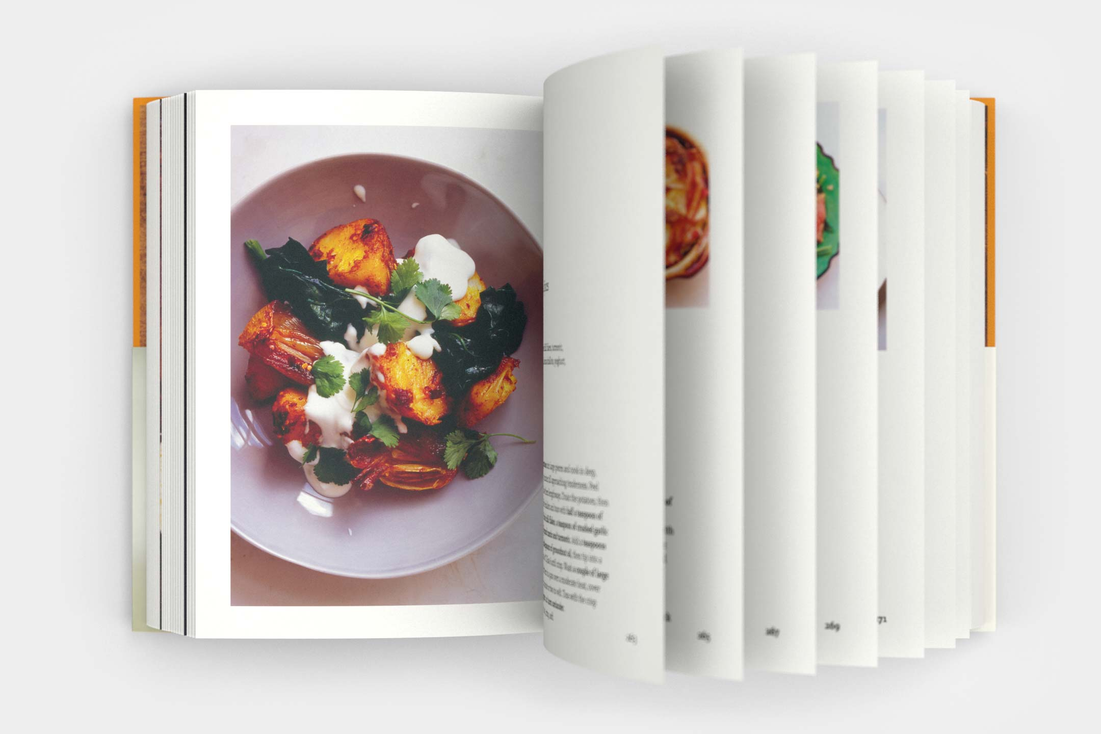 Nigel Slater, Eat. Animated product visualisation for One Darnley Road